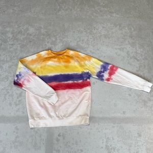 Urban Outfitters Tie Dye Crew Neck